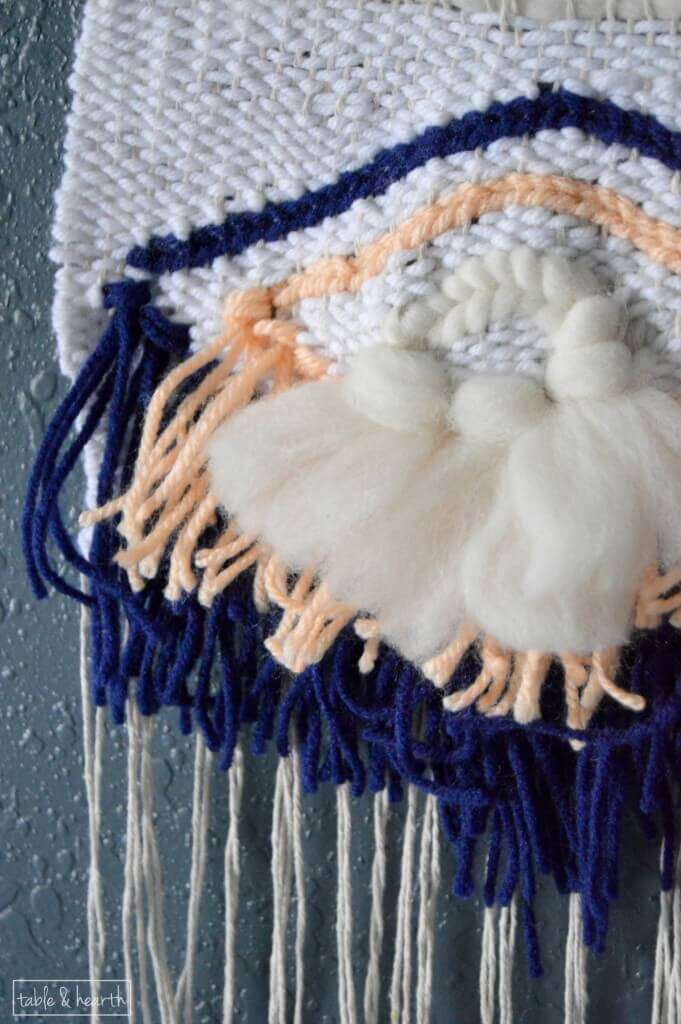 Enter to win a one-of-a-kind weaving by Hello Hydrangea!
