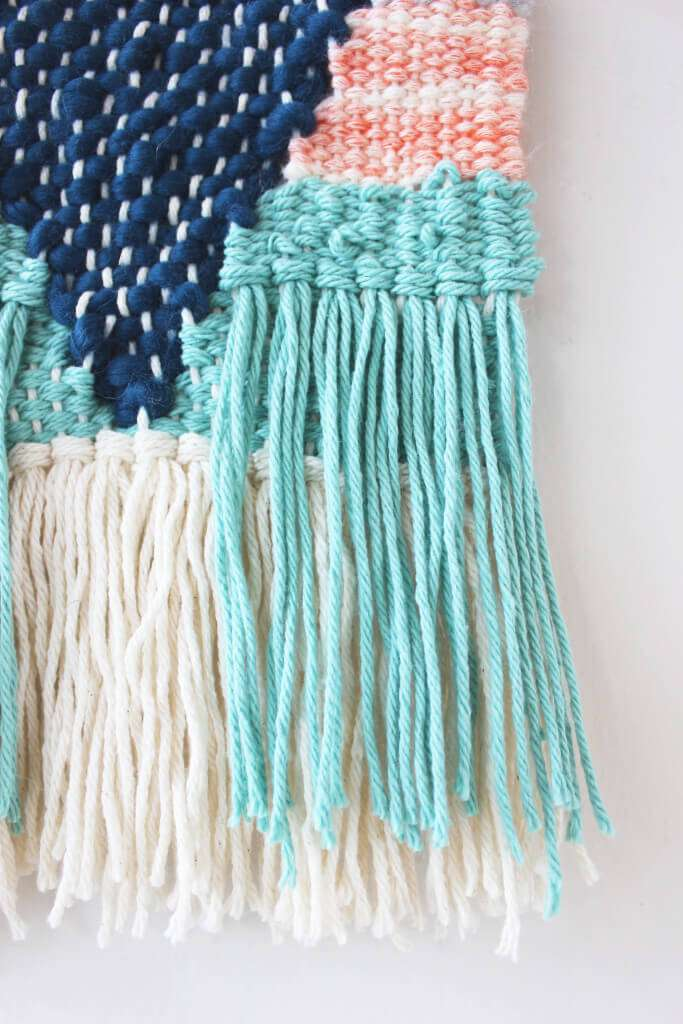 Enter to win this handmade weaving from Hello Hydrangea!