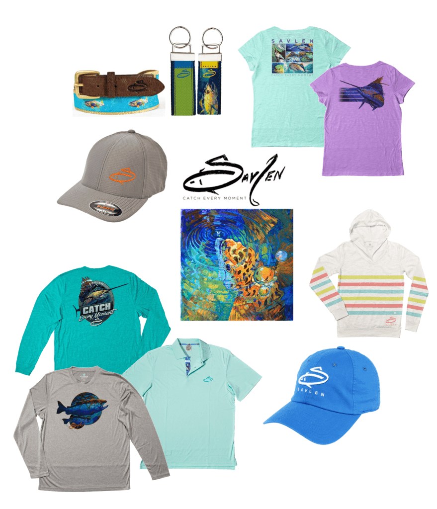 Enter to win Savlen fishing clothing!