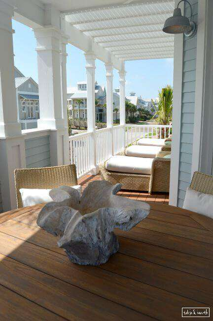 My tour of the AMAZING 2015 Coastal Living showhouse in Port Aransas, Texas!