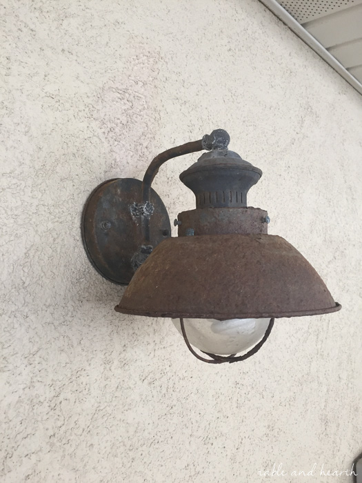 Rust Proof Outdoor Light Fixtures