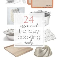 GREAT LIST! 24 of the most essential holiday cooking tools this season!