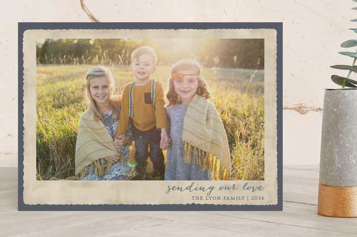 Minted has the BEST unique holiday card selection!