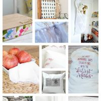 12 really cool things to do with white pillowcases!!